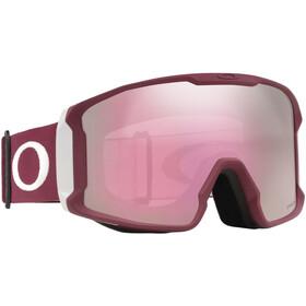 Oakley Line Miner Occhiali da neve Uomo, grey/prizm hi pink